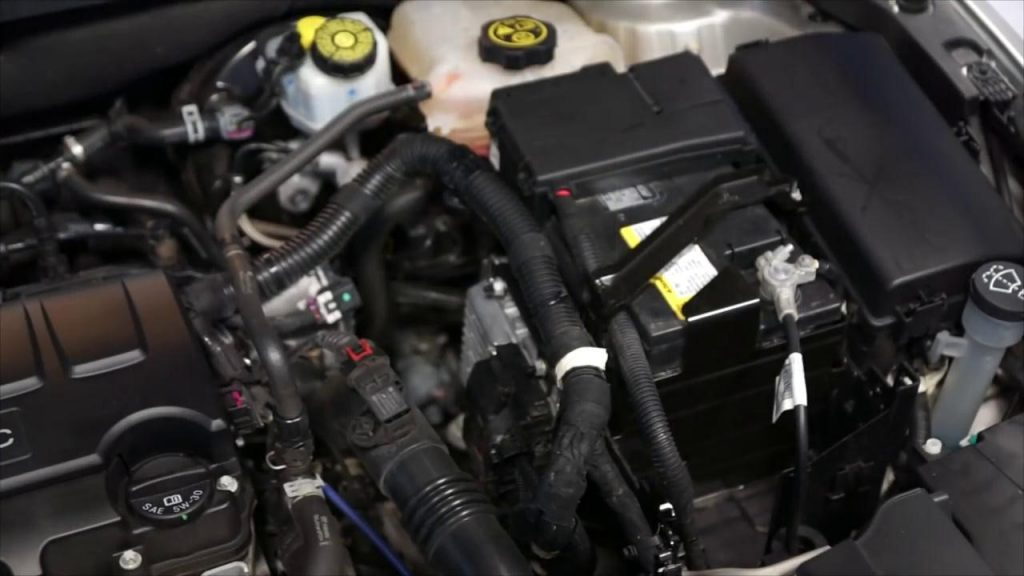 How to Replace Chevrolet Cruze Battery