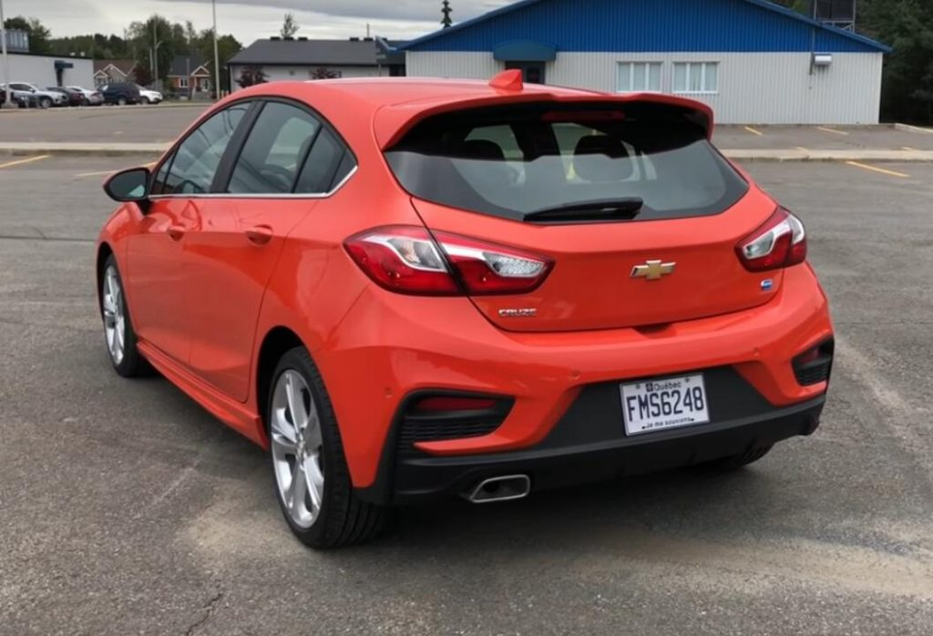 2019 Chevrolet Cruze Diesel: What 's the New